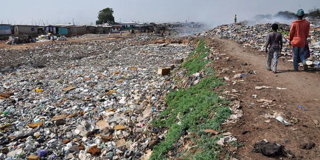 Müll, Symbolbild